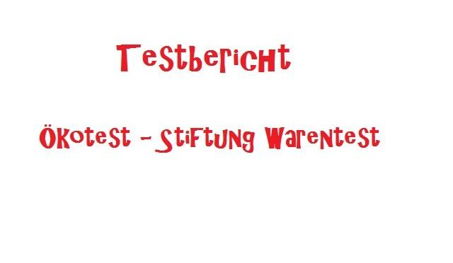 Kindergeschirr im Test – Ökotest Stiftung Warentest 2016