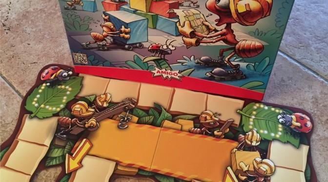 Bauboom von AMIGO Spiele – Ameisen an die Macht! – Spieletest
