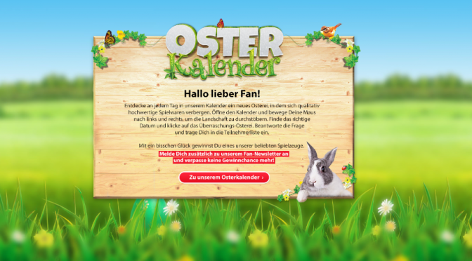 Der Spielwaren-Osterkalender von Simba Toys – gewinnt einen Aufenthalt im Kinderhotel Oberjoch