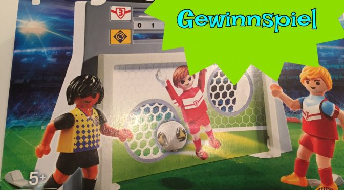 Fußball-EM 2016 mit Playmobil – Gewinnspiel