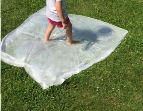 Nachgebaut: Wasserblase für heiße Sommertage – Water Blob