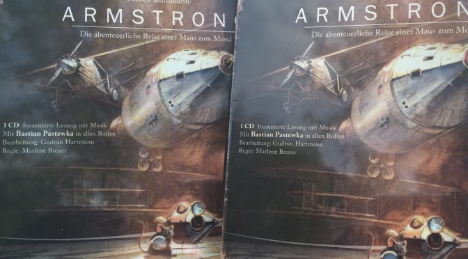 armstrong, hörbuch, hörspiel, maus,