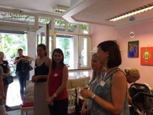 Vielen Dank an das Britax-Team für diesen tollen Nachmittag in München!