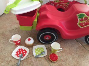Big bobby car picknick
