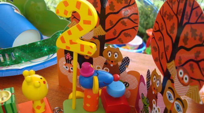 2 Jahre Piratenprinzessin – Vater-Tochter-Blog! Jetzt wird gefeiert!