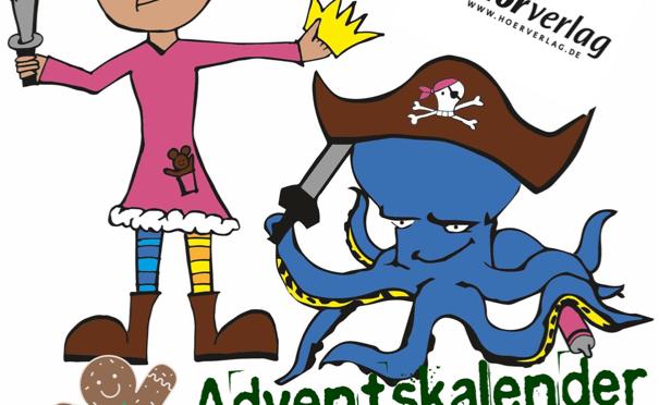 Türchen 12 Piratenprinzessin-Adventskalender – Der Hörverlag