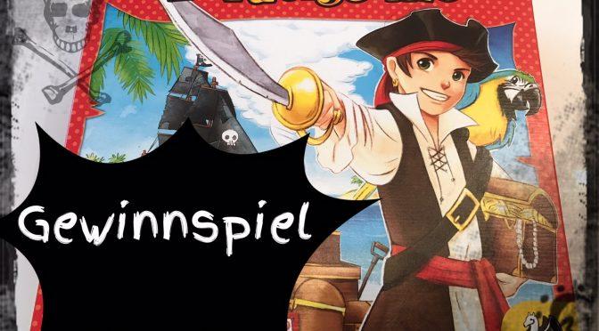 Brettspieltest: Piratissimo von Pegasus Spiele + Verlosung