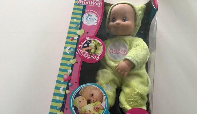 Smoby MiniKiss Dodo: Die erste Puppe, Einschlafhilfe und ein Freund zum Kuscheln