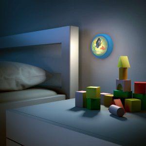"""Preis 2: Nacht-/Wandlicht """"Findet Dorie"""""""