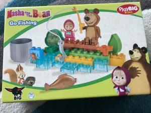 PlayBIG BLoxx Masha und der Bär