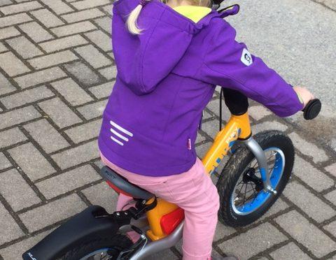 Laufradtest: Puky LR Ride – das sportliche Laufrad!