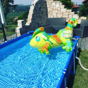 Intex Metal Frame Pool