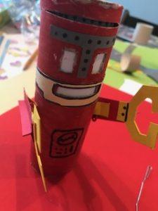 DIY Basteln eines Roboters