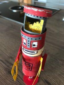 Roboter DIY