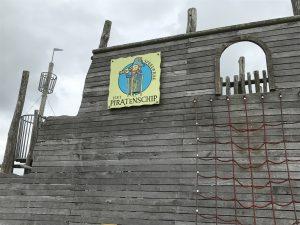Piratenschiff Oudeschild Texel