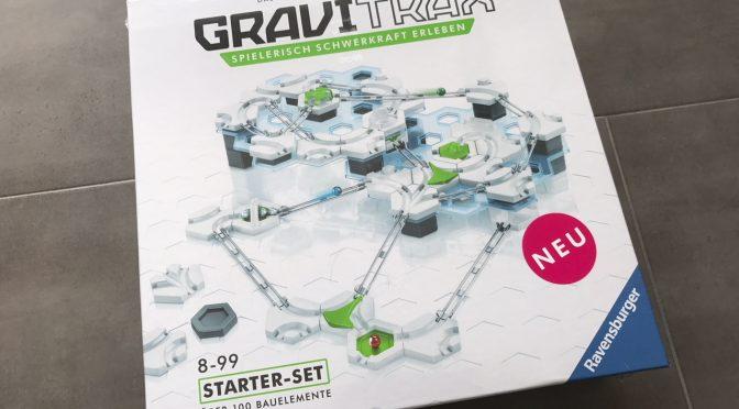 GraviTrax von Ravensburger – die innovative Kugelbahn im Test