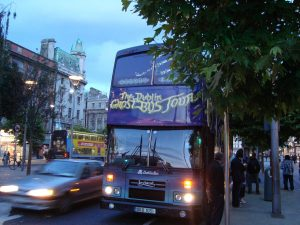 Dublin l'tur Ghost Bus Tour
