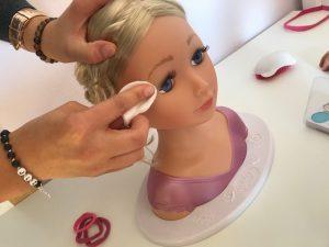 BABY born® Sister Styling Head Abschminken