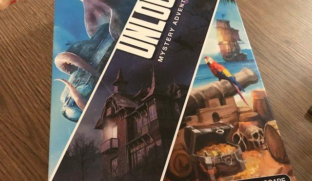 Unlock!: Das Escape-Spielabenteuer für zu Hause von Asmodee