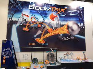 Spielwarenmesse Boom Trix