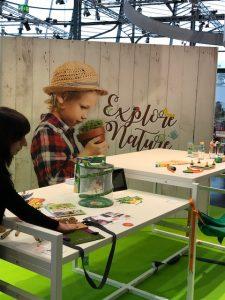 Spielwarenmesse Exploring Nature