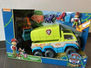 PAW Patrol Dschungel Rescue Geländefahrzeug