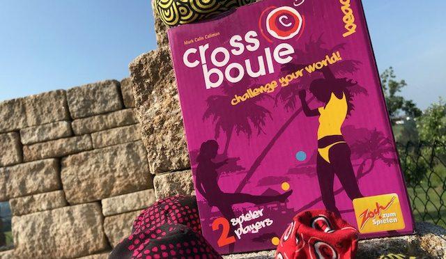 """Sommer-Spiel-Spaß: """"Crossboule"""" von Zoch Spiele"""