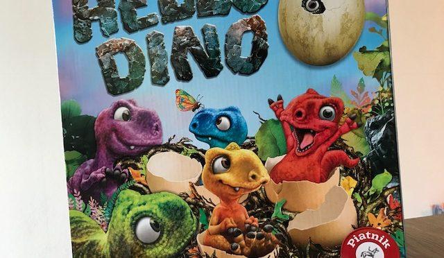 Hello Dino von Piatnik – Brettspieltest