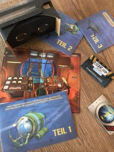 Escape Room - Das Spiel Submarine