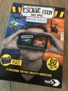 Escape Room - Das Spiel Virtual Reality