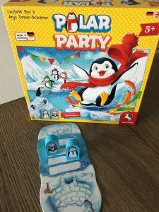 Polar Party Spiel des Jahres