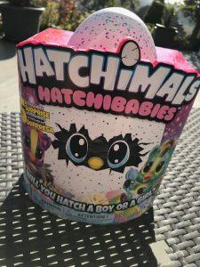 Hatchibabies Weihnachtsgeschenk