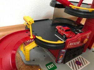 Creatix Rettungsstation Feuerwehrstation