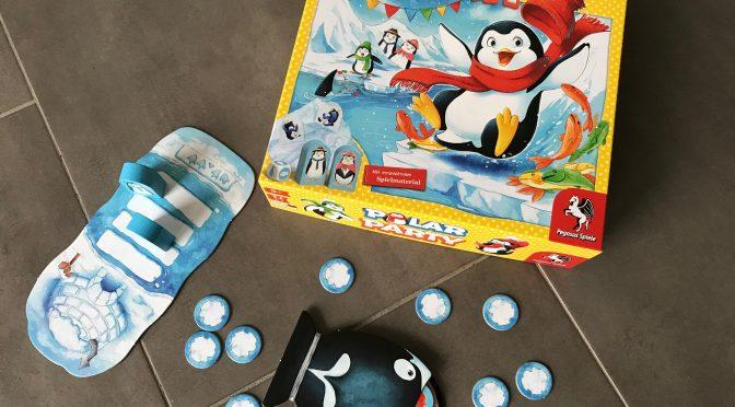 Kinderspiel-Test: Polar Party von Pegasus Spiele – plus Verlosung