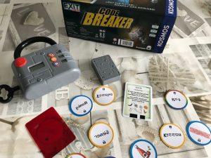 EXIT KIDS Code Breaker