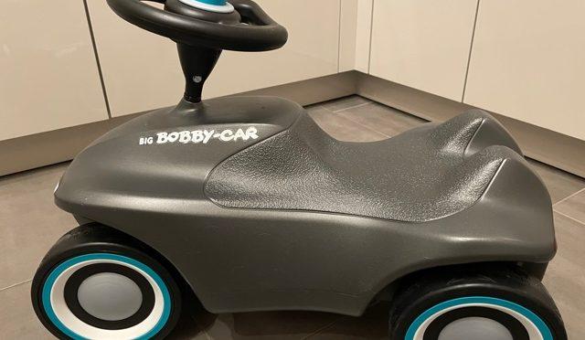 BIG-Bobby-Car-Neo – Facelift für das Kult-Rutschauto
